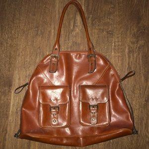 Handbags - Oversized Shoulder Bag